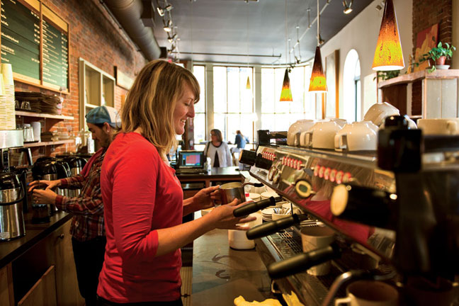 Arabica Coffee Photographed by Douglas Merriam