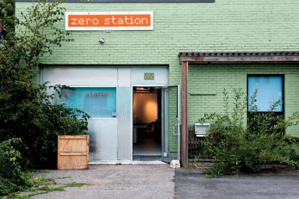 Zerostation a house for creativity