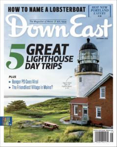 Down East Magazine, September 2014
