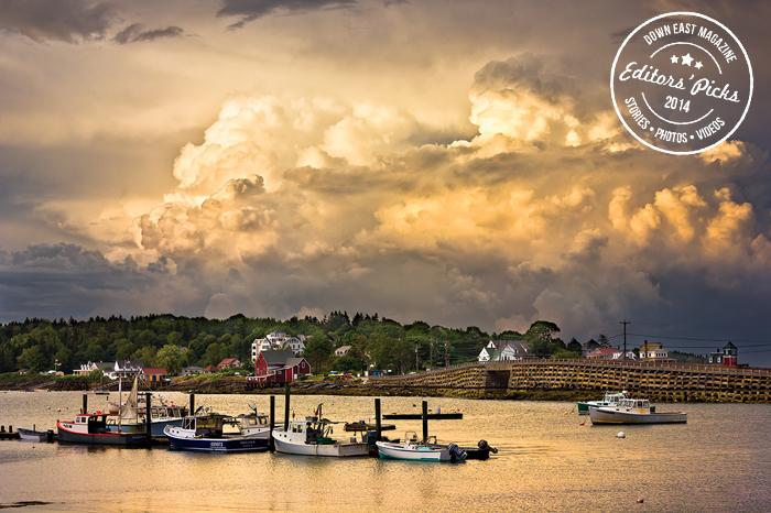 Garrison Cove Thunderstorm