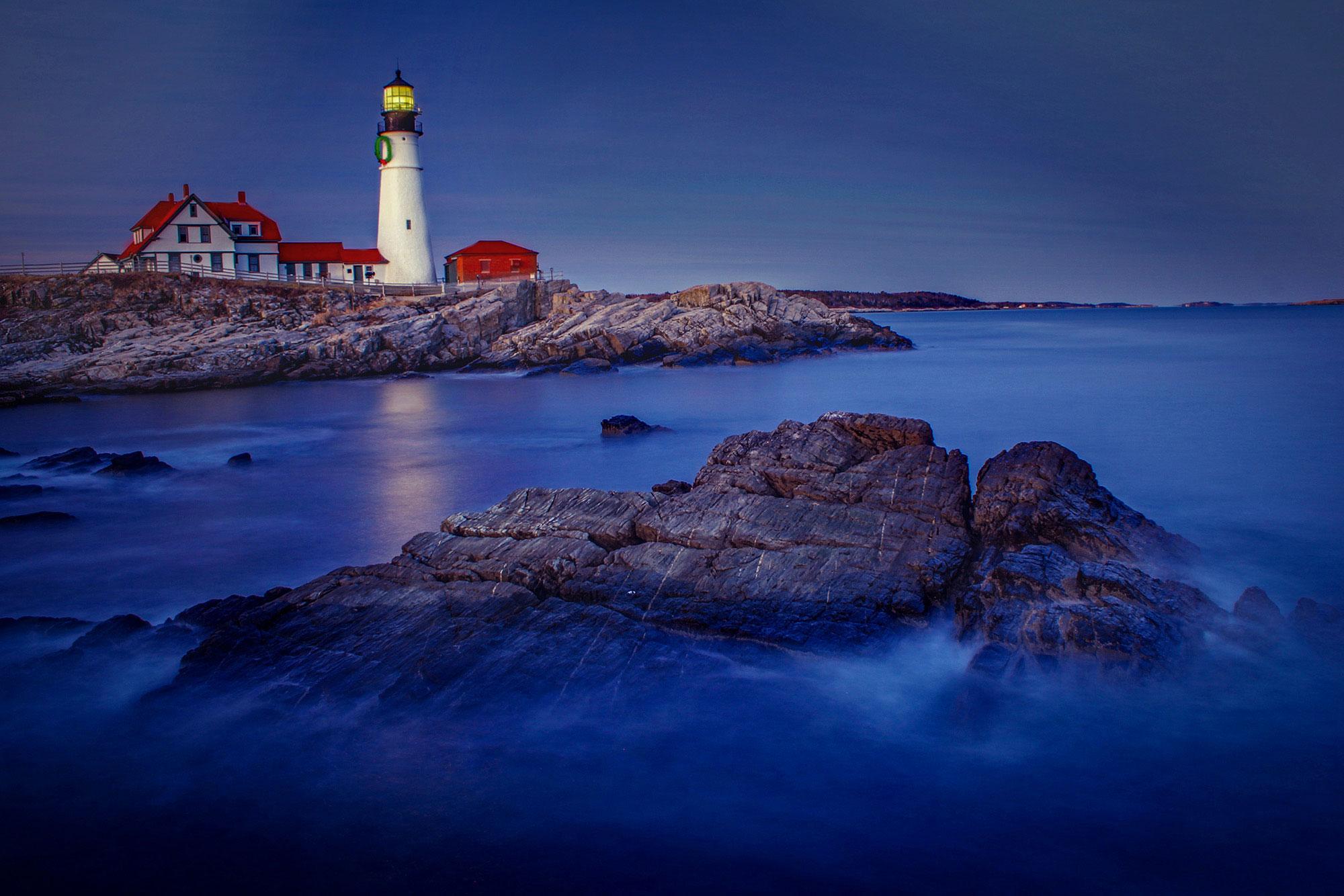 Portland Head Lighthouse Down East