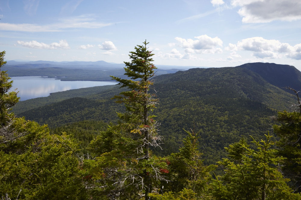Hiking in Maine, Bigelow Preserve