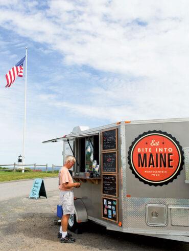 5 Irresistible Food Trucks in Maine