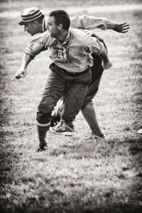 Down East, The Throwbacks, Maine Vintage Baseball 12