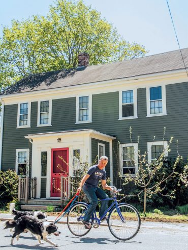 Maine Homes - Village Farm, Damariscotta