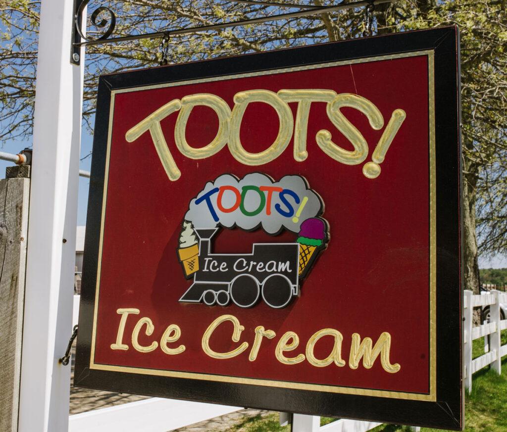 Best of Maine, Toots Ice Cream