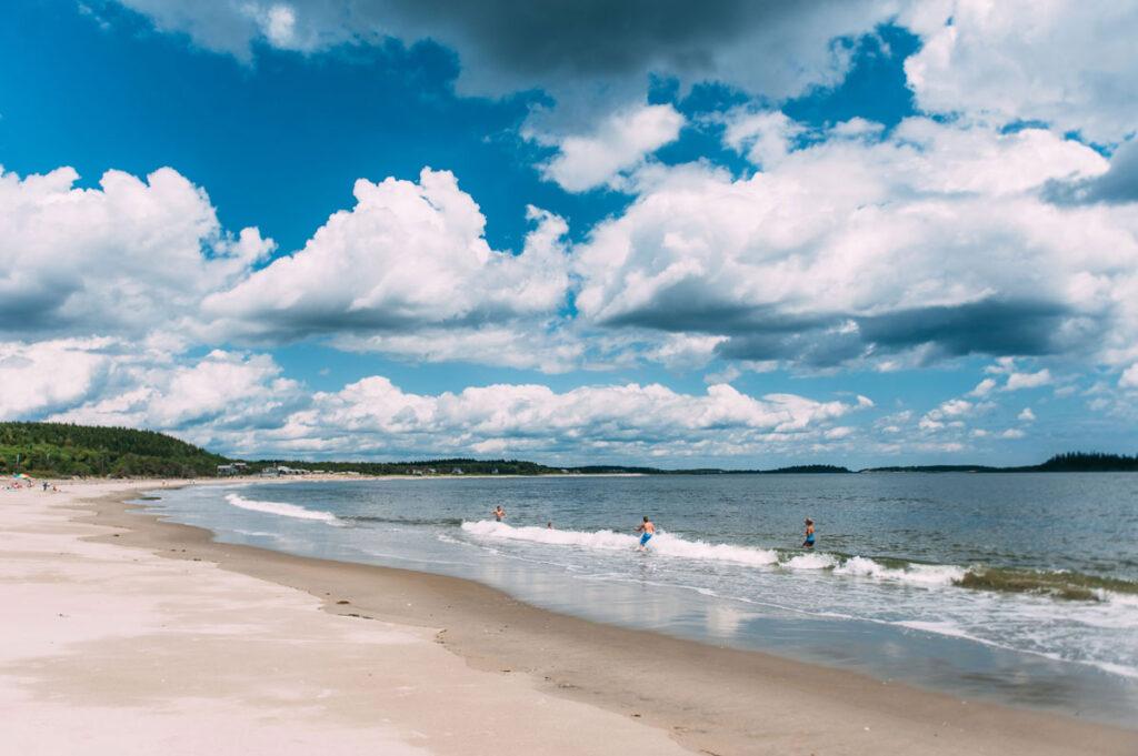 Maine State Parks - Popham Beach State Park