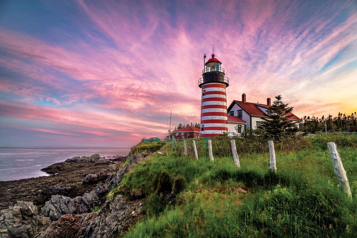 Quoddy Head State Park, Maine