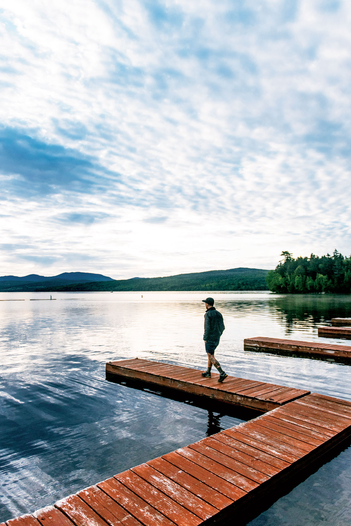 Rangeley Lake State Park, Maine
