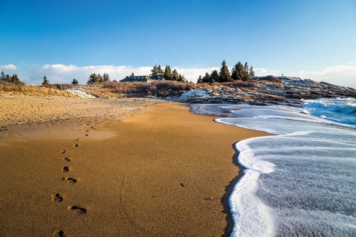 Reid State Park, Maine