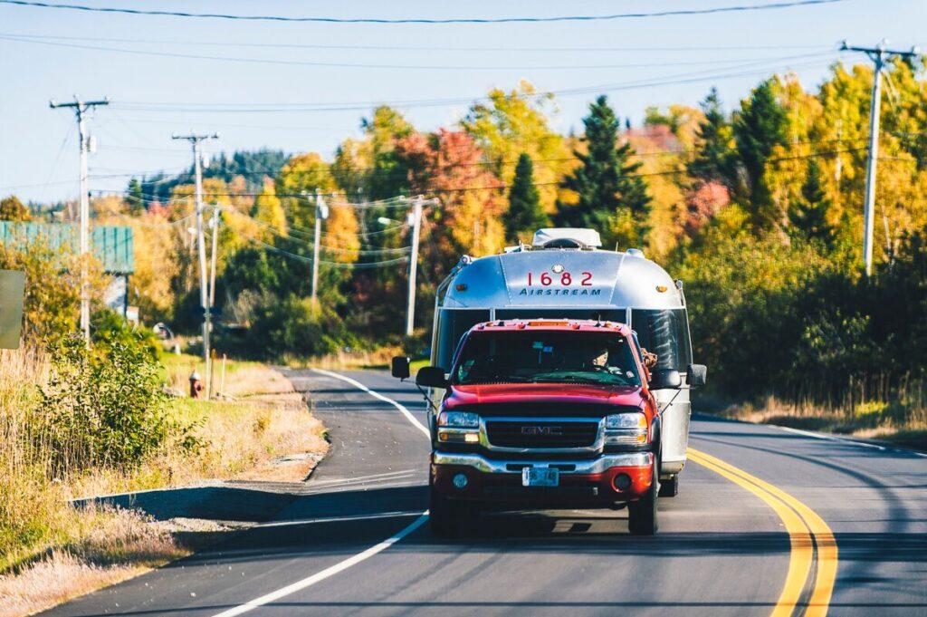 Maine Fall Foliage Road Trip