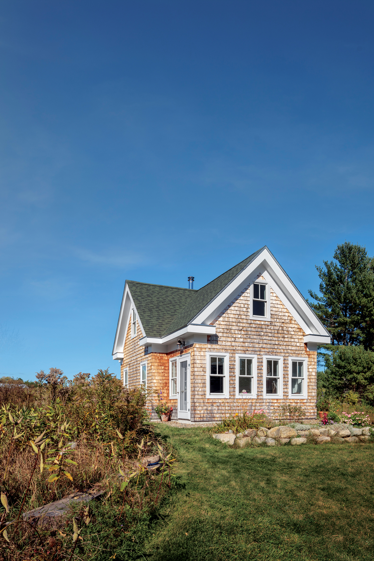 6 Tiny Homes in Maine | Maine Homes by Down East Magazine