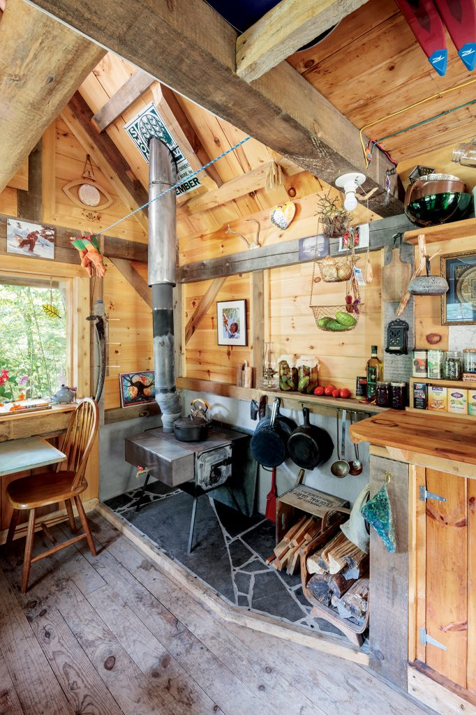 Tiny Homes, Otisfield, Maine