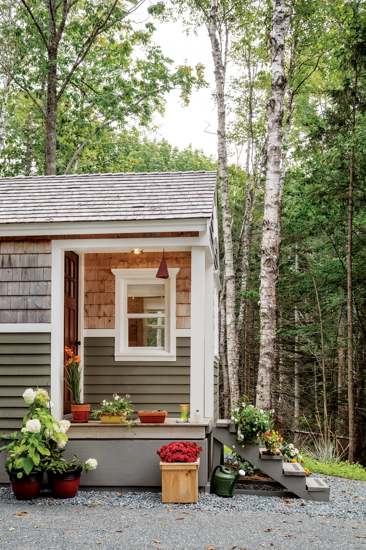 6 Tiny Homes In Maine Maine Homes By Down East Magazine