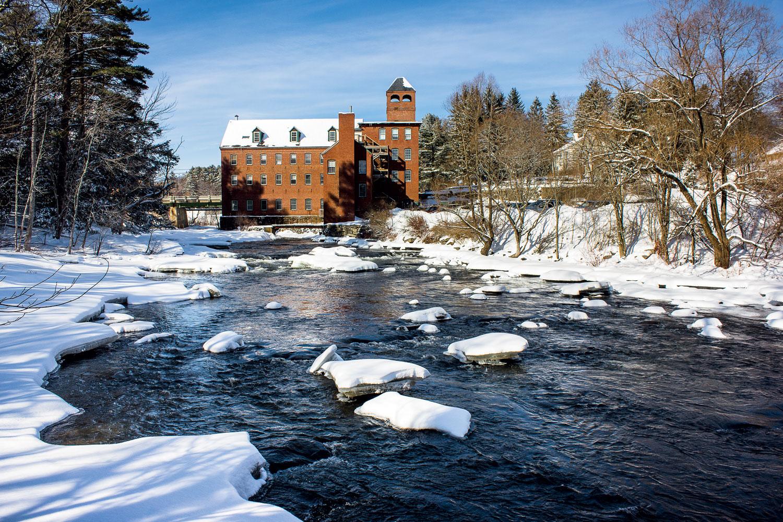Sparhawk Mill, Yarmouth, Maine