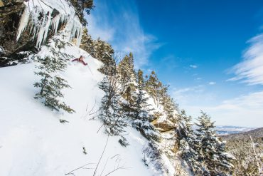 backcountry ski Maine