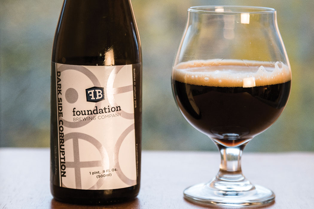 Foundation Brewing Company.