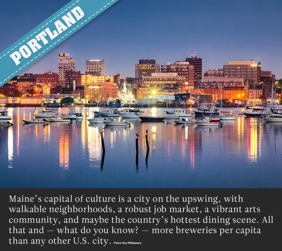 Portland loan places