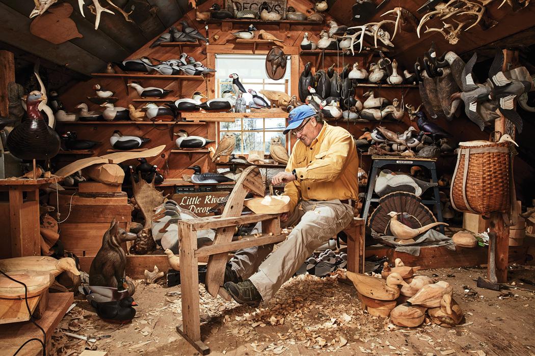 Steve Brettell. Photographed by Michael D. Wilson