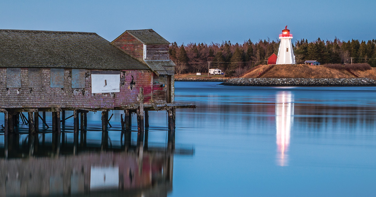 Where In Maine - Charming Town