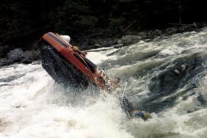 Rafting - June 1984