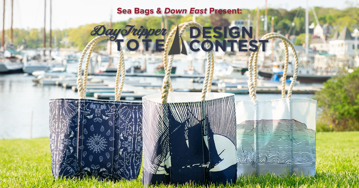 Sea Bags & Down East Day Tripper Tote Contest