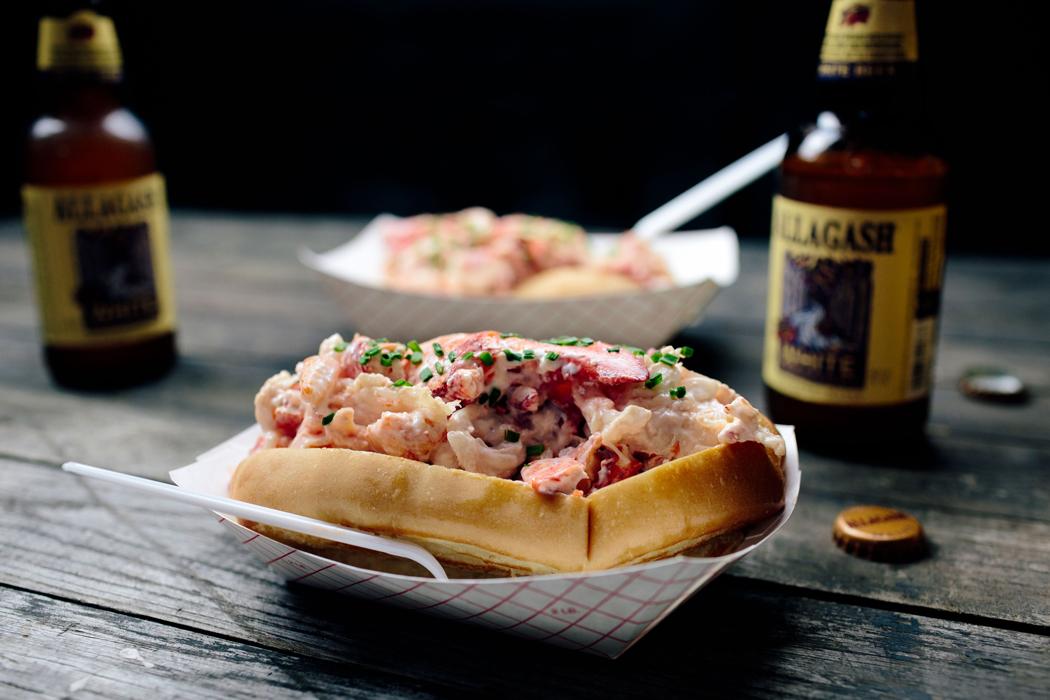 Allagash Lobster Roll