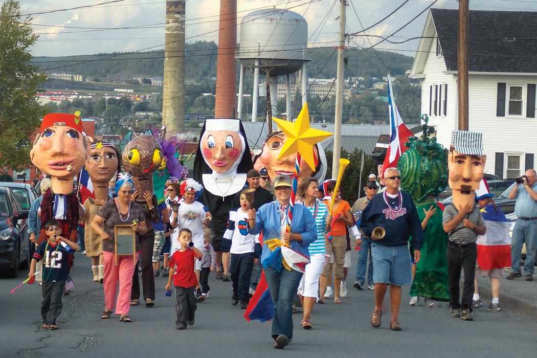 large parade