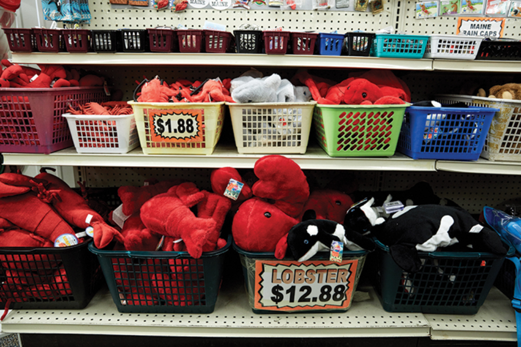 stuffies for sale at big al's