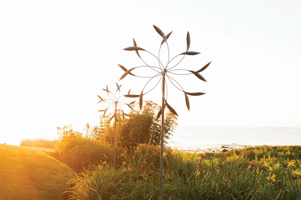 garden wind orniment