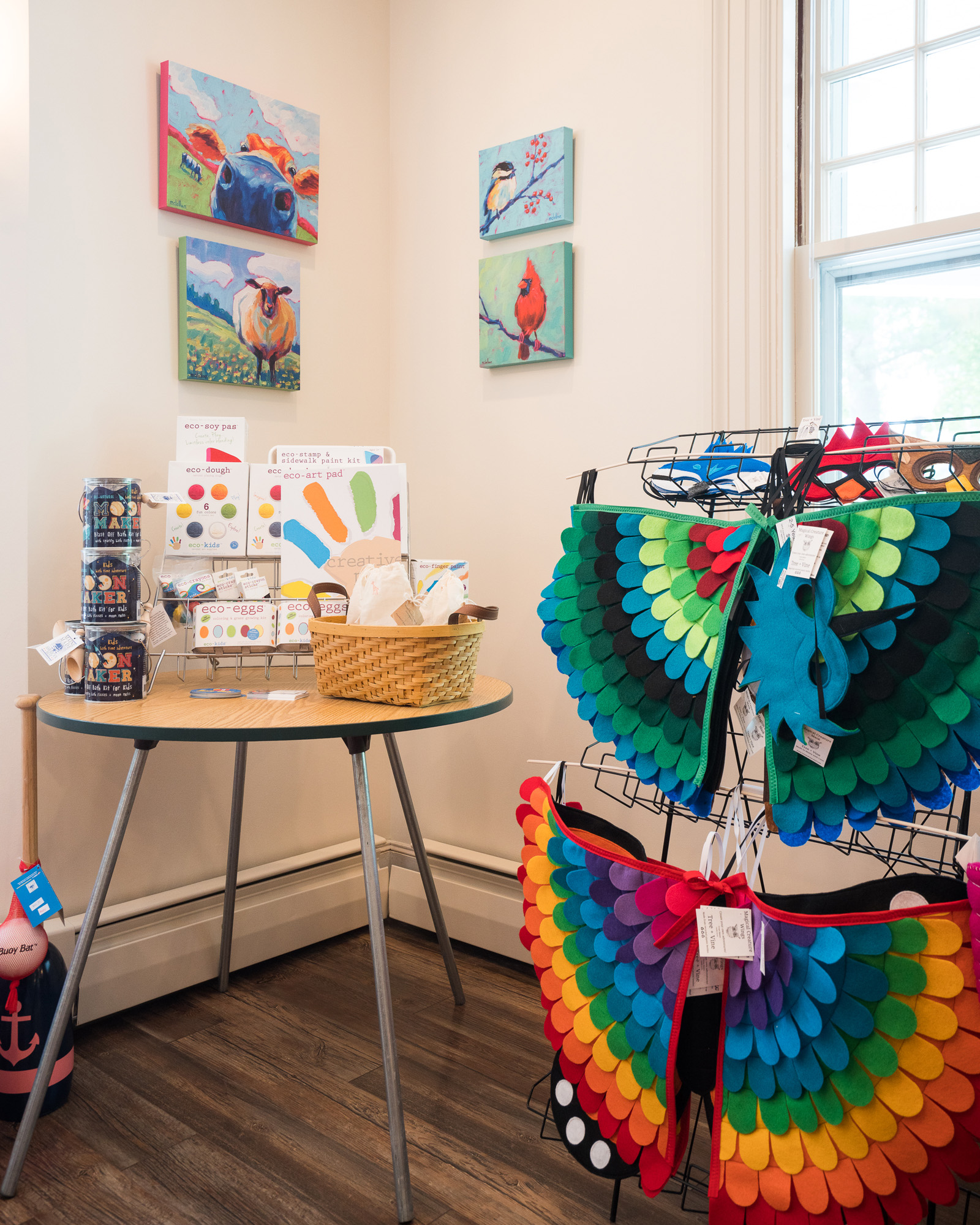 Maine-Made Gifts - Down East Pop-Up Market - Maine Products
