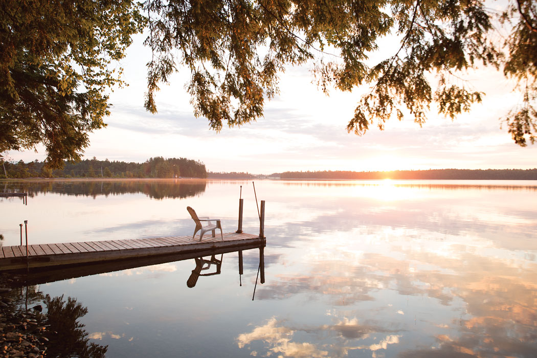 grand lake stream peaceful pristine down east magazine