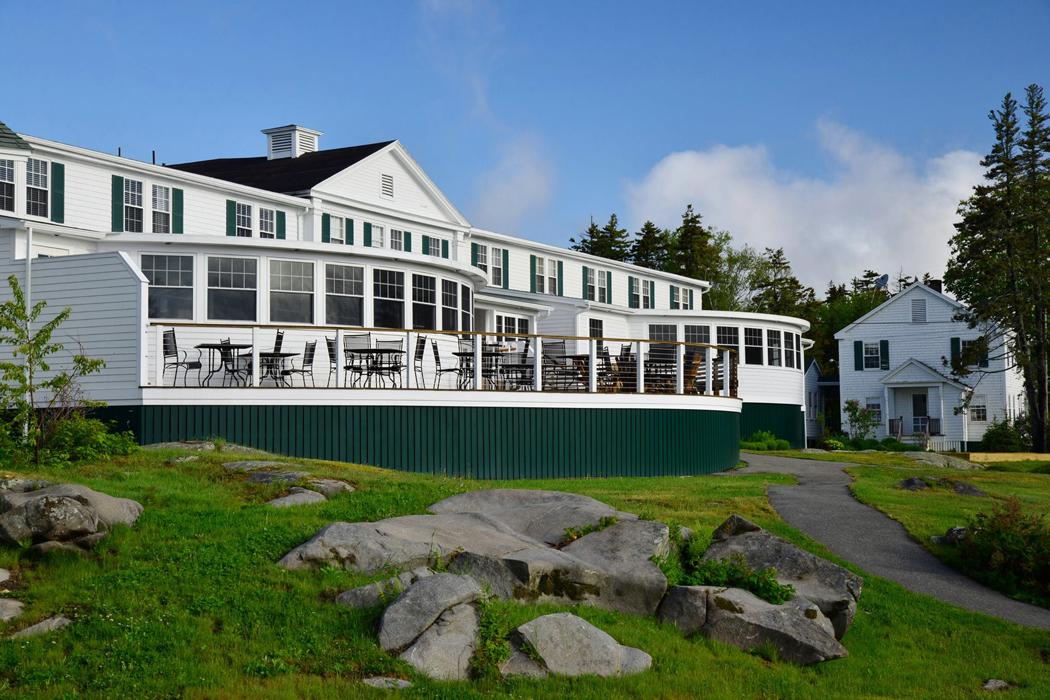 Maine inns - Newagen