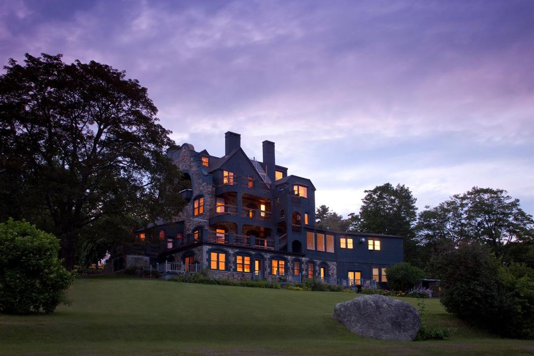 Maine Inns - Maine's Coolest Historic Coastal Inns