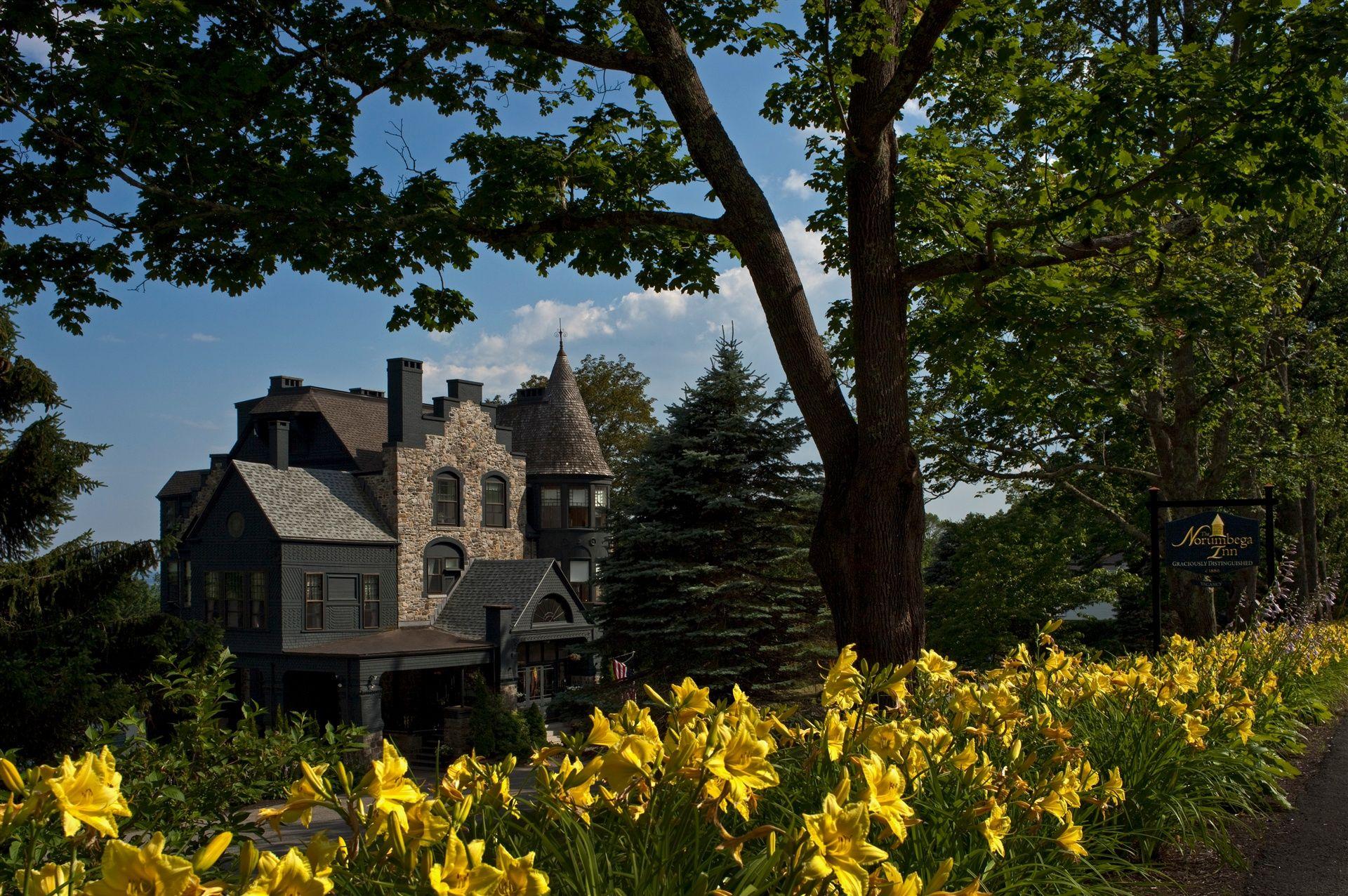 Maine inns - Norumbega