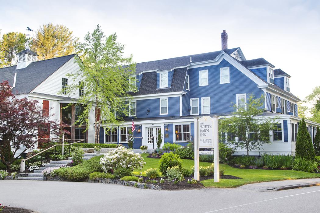 Maine inns - White Barn