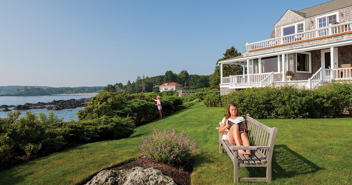 Maine Homes - Hearth & Soul