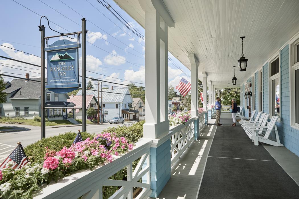 The Rangeley Inn - Maine Inns