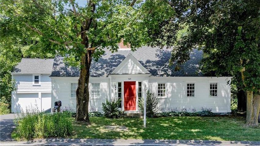 Falmouth, Maine home