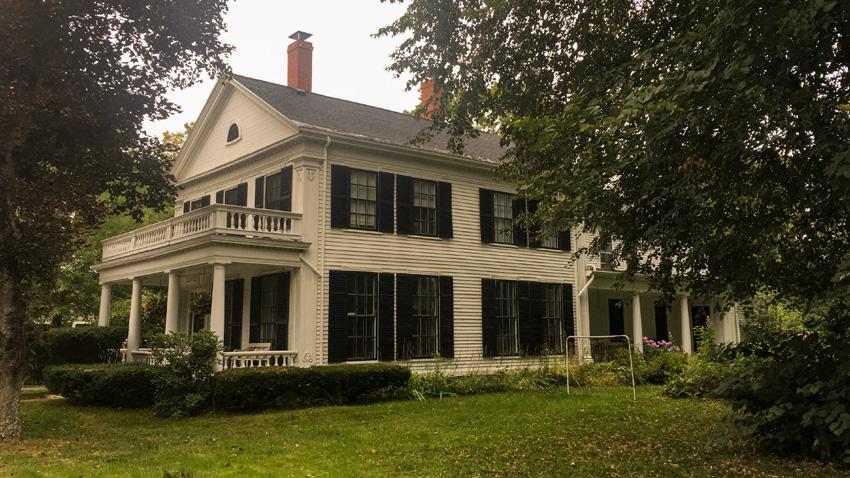 Orono, Maine house