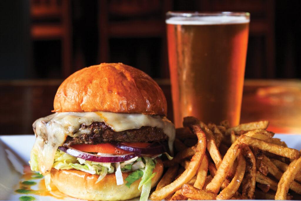 Maine's Greatest Burgers