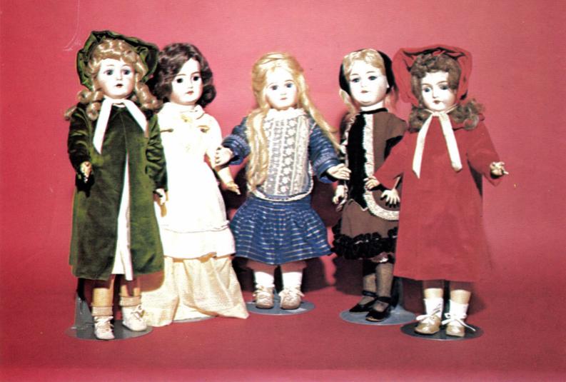 Those Wonderful Toys of Yesteryear