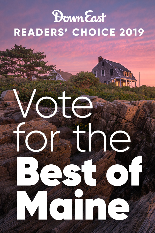 Best of Maine, Down East magazine