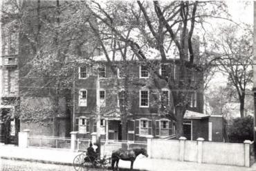 Longfellow at Bowdoin