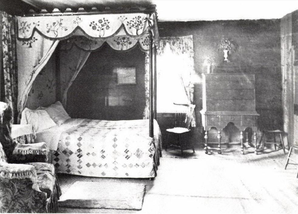 Longfellow Room in 1787 Wadsworth Hall, Hiram