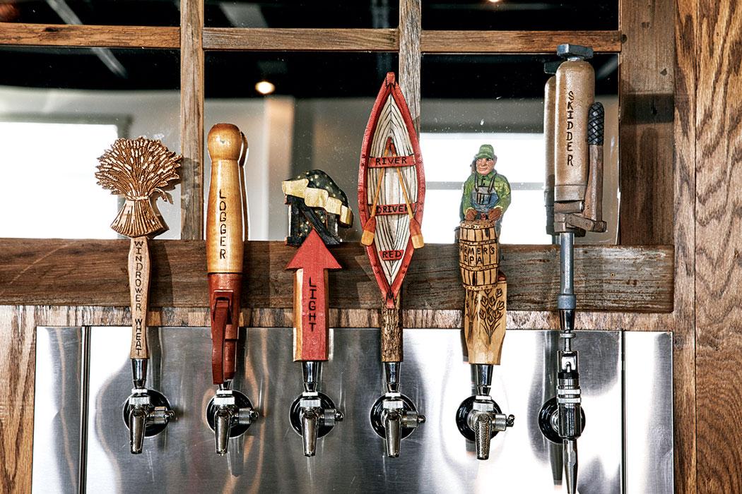 crafty tap handles