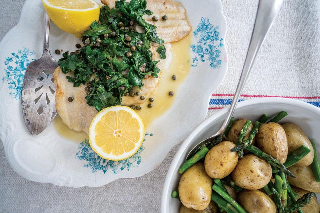 Flounder Recipe