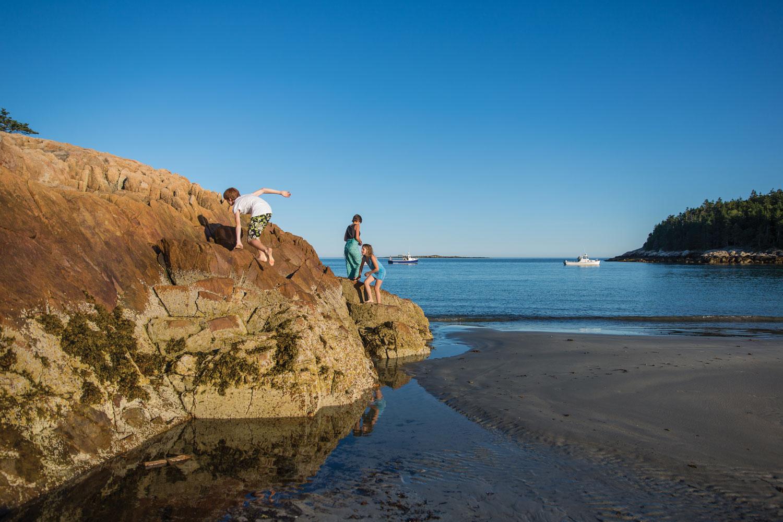 Maine Coast Heritage Trust, Explorer's Guide