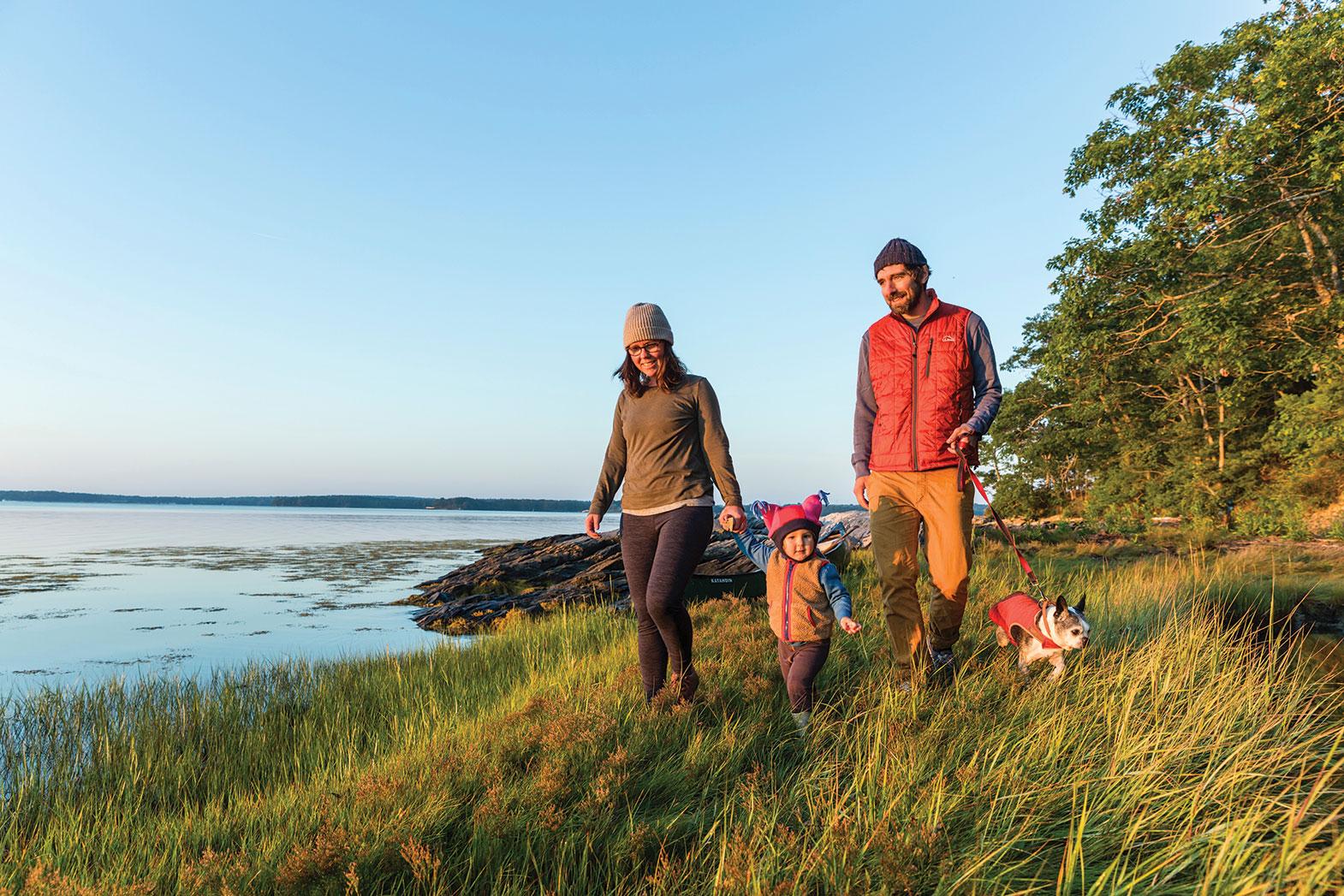 Lanes Island Preserve, Maine