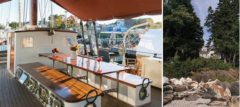 Acadia Cruise lodging